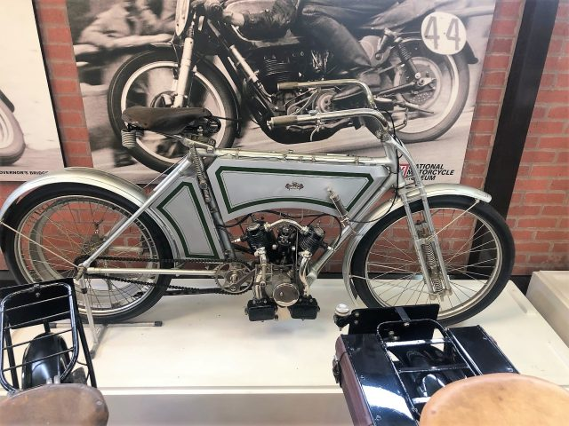 1907 Rex V Twin 5hp