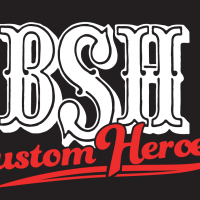Custom Heroes – Supported by Back Street Heroes